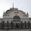 Железнодорожные вокзалы в Давенде